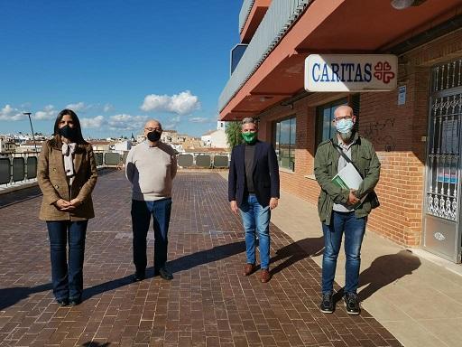 Igualdad amplía las ayudas para comedores sociales en Jaén hasta los 194.000 euros.