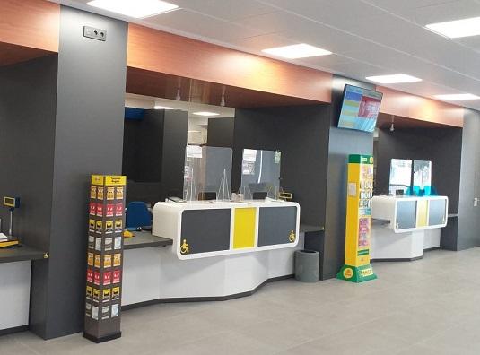 Correos amplía el servicio de las oficinas de Andújar y Úbeda.