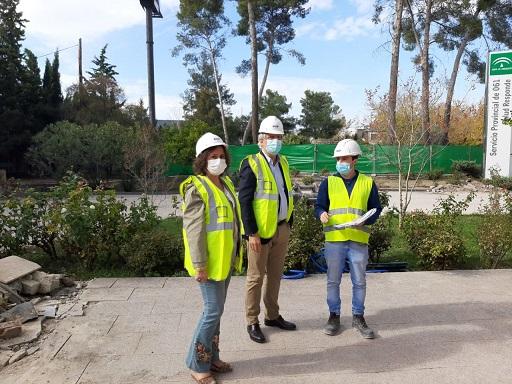 Salud inicia las obras de acondicionamiento y ampliación del edificio de Salud Responde por valor de 1.404.571 euros.