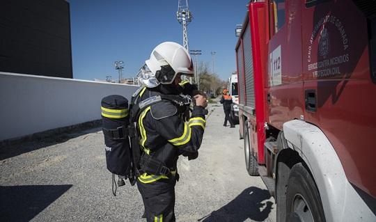 Emergencias 112 gestiona más de 3.100 incidencias por incendios domésticos en este 2020.