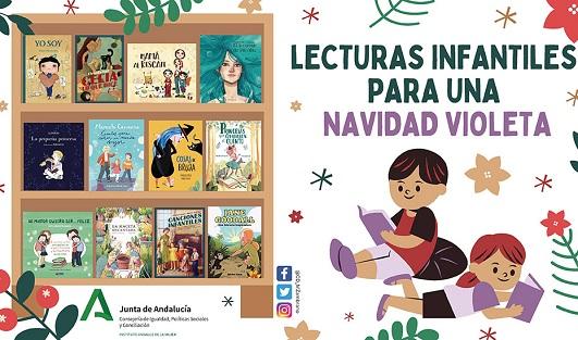 El IAM publica una guía con recomendaciones de lecturas infantiles para la Navidad.