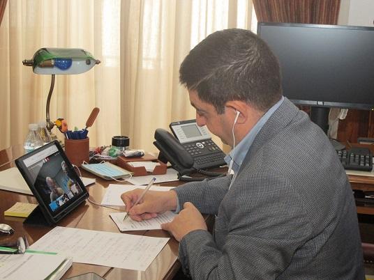Reyes defiende la existencia del PFEA y su contribución al mantenimiento de la población en el medio rural.