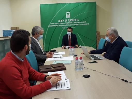 Transformación Económica aprueba 415.265 euros para doce proyectos de Jaén de mejora de la competitividad y transformación digital.