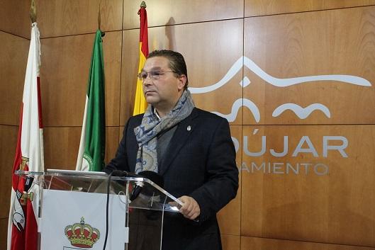 El alcalde de Andújar, Paco Huertas, realiza balance de todas las acciones y medidas impulsadas por el Equipo de Gobierno durante el año 2020.