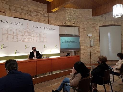 Diputación y ayuntamientos presentan 402 proyectos por valor de más de 5.000 millones al Plan de Recuperación.