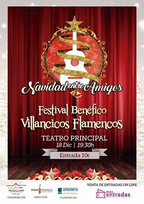 El Área de Festejos de Andújar impulsa las actuaciones de varias bandas y artistas locales de cara a las fiestas navideñas.