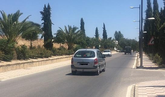 6 de cada 10 fallecidos que viajaban en furgoneta no hacían uso del cinturón de seguridad en la provincia de Jaén.