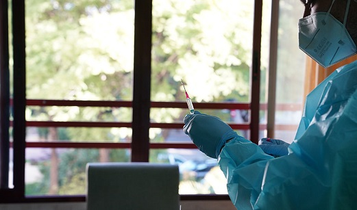 Andalucía continúa avanzando con la campaña de vacunación Covid-19.