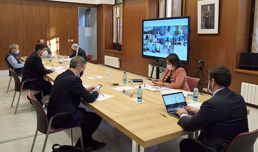 La Comisión de Planificación de la ITI de Jaén da luz verde a 29 proyectos por 93 millones de euros.