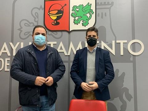 La unidad del programa Andalucía Orienta en Martos, que gestiona la Diputación, atiende a más de medio millar de personas en 2020.