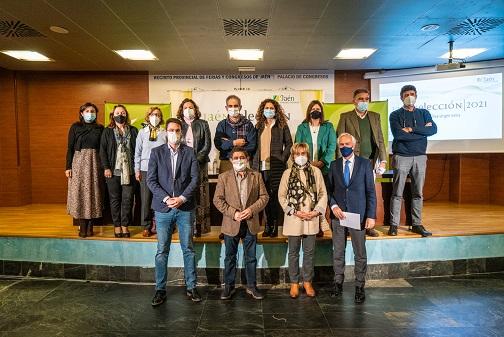 Diputación entrega el lunes los distintivos Jaén Selección 2021 a los mejores aceites de oliva virgen extra.