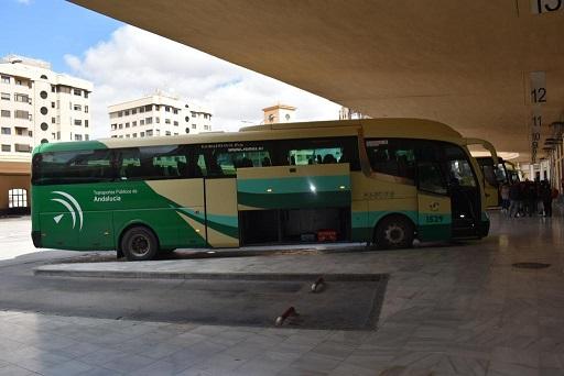 El Consorcio de Transporte de Jaén llegó a los 617.000 viajeros en 2020 pese a la pandemia.