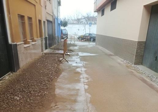 El Ayuntamiento de Andújar volverá a licitar la rehabilitación de la calle San Mateo.