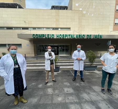 Oncología del Hospital de Jaén desarrolla más de 50 estudios clínicos.