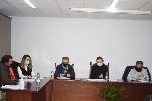 """El pleno del Ayuntamiento de Lopera aprueba el convenio con la Diputación de Jaén para participar en el proyecto """"Jaén territorio inteligente""""."""