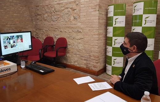 Diputación mantiene en 2021 su compromiso en cooperación internacional, con una partida superior a los 778.000 euros.