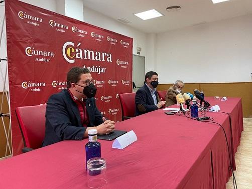 Diputación colaborará en la elaboración de vídeos promocionales sobre empresas agroalimentarias de Andújar.