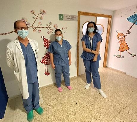 El Hospital de Jaén registra 15 nuevos casos de cáncer infantil en 2020.