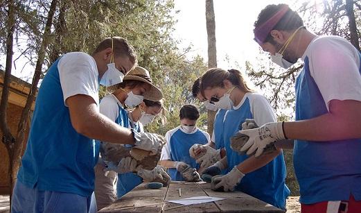 Abierto el plazo para que las entidades presenten al IAJ proyectos de 'Campos de Voluntariado' dirigidos a jóvenes de entre 14 y 30 años.