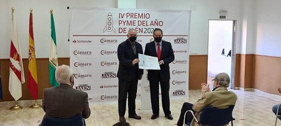 Aires de Jaén entre los veinticinco finalistas del Premio Nacional Pyme del Año 2020.