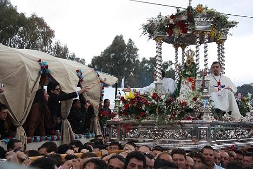 El Obispo decreta la suspensión de la Romería de la Virgen de la Cabeza por la COVID-19.