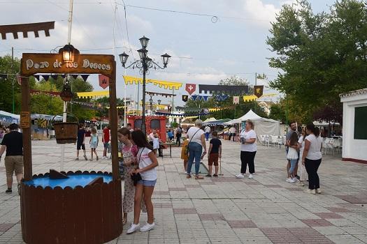 La Diputación pone 241.500 euros a disposición de los ayuntamientos para organizar eventos de interés turístico.
