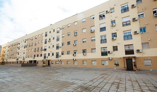 La rehabilitación de edificios mejora la factura de la luz y la salud de los ciudadanos.