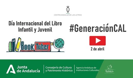 Cultura celebra el Día del Libro Infantil y Juvenil con 'booktubers' andaluces.