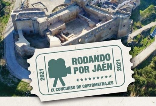 """Diputación volverá a difundir la provincia como escenario de cine con el concurso de cortos """"Rodando por Jaén""""."""