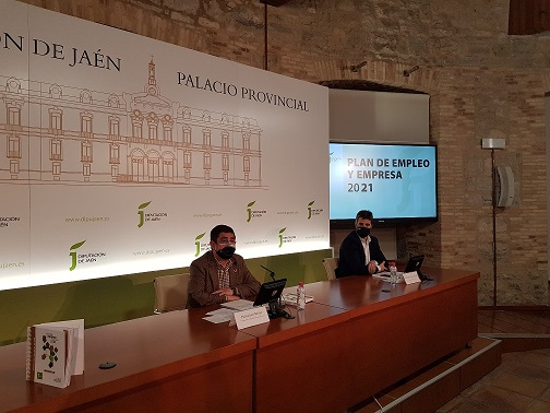 La Diputación pone en marcha un nuevo Plan de Empleo y Empresa dotado con 20,8 millones de euros.