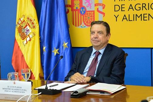 Luis Planas: «El sector agroalimentario será un puntal clave en la recuperación económica».