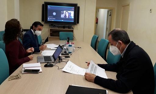 La reducción de la actividad laboral en 2020 por el Covid da lugar a una bajada de los accidentes laborales de un 26,3% en Jaén.