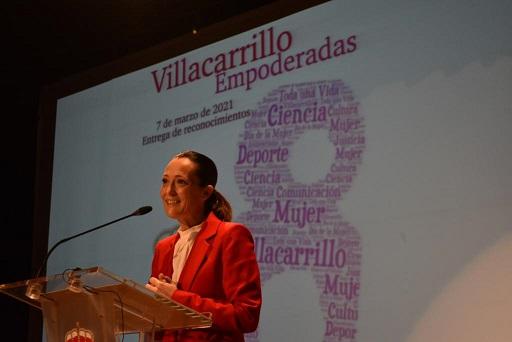 Maribel Lozano resalta el trabajo de la Junta para que la recuperación económica y social tras la pandemia esté sustentada en base a la igualdad.