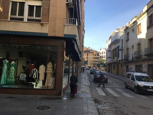 Los comercios de Andújar podrán exponer sus productos en la calle los jueves, viernes y sábados de marzo y abril.