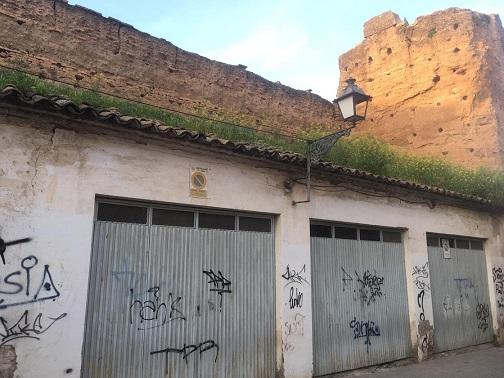 La Consejería de Cultura inicia los trámites para delimitar jurídicamente la muralla de Andújar.