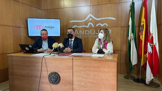 Andújar se convierte en el primer municipio de Jaén en iniciar la transformación digital y la optimización de sus recursos con 'In4City'.