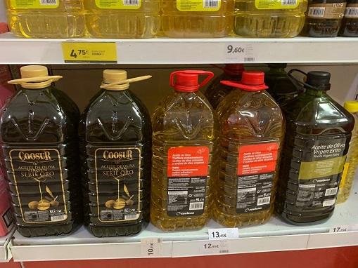 COAG destaca la buena comercialización del aceite de oliva con récord de salidas de aceite en febrero.