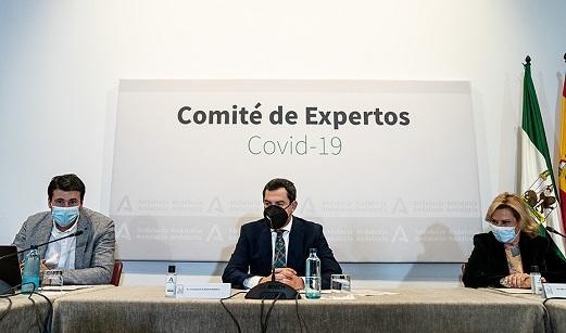 Andalucía mantiene la mayoría de medidas vigentes para evitar una cuarta ola.