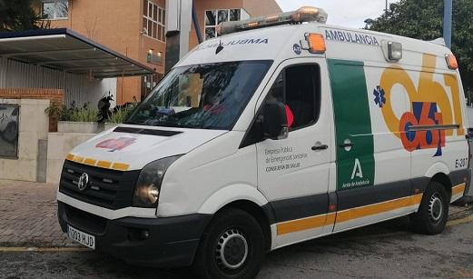 Muere un hombre en un accidente de tráfico en Jódar (Jaén).