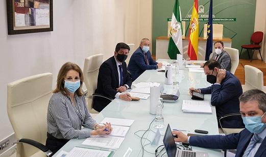 Juan Marín anuncia que la nueva Oficina Fiscal estará implantada en toda Andalucía en 2023.