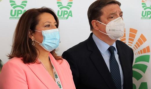La consejera de Agricultura reclama que la nueva PAC reconozca el peso de Andalucía.