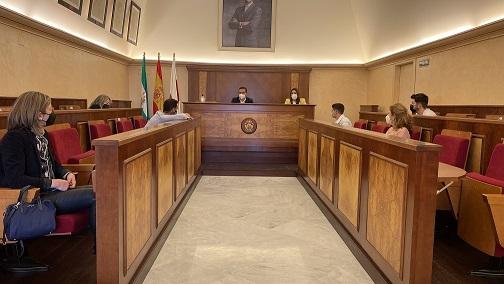 El área de Juventud del Ayuntamiento de Andújar reactiva la actividad del Consejo Local de la Juventud.