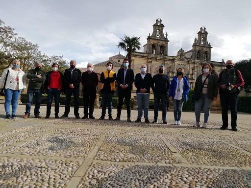 Agentes de viaje de once provincias españolas conocen la oferta turística jiennense.