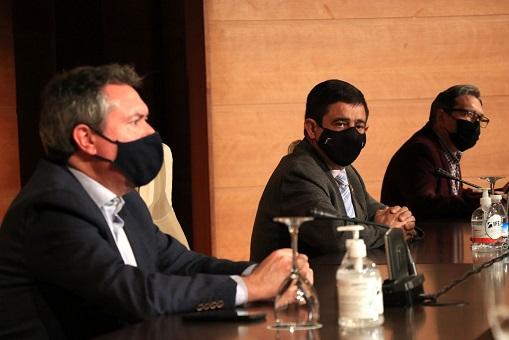 Espadas y Reyes piden que los ayuntamientos puedan gestionar parte de los fondos europeos.