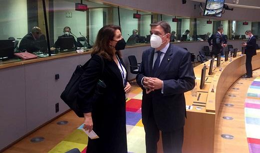 Crespo espera que Bruselas cierre un acuerdo que permita una «buena PAC para España y Andalucía».