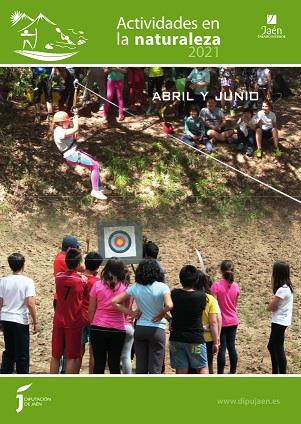 La Diputación organizará hasta junio una serie de actividades en la naturaleza por la provincia de Jaén.