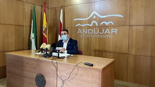"""El Gobierno Municipal de Andújar moviliza """"toda la maquinaria"""" política y administrativa para evitar la pérdida de la Oficina de Europe Direct."""