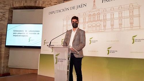 Diputación destina 1.500.000 euros para adaptar espacios municipales y ponerlos a disposición de pymes y autónomos.