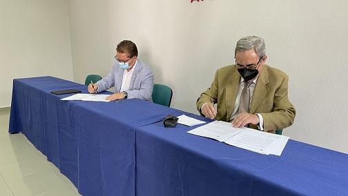 El Ayuntamiento de Andújar renueva el convenio con Cruz Roja con el objetivo de seguir mejorando la inserción laboral.