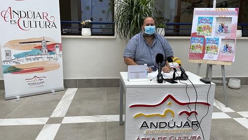 La Concejalía de Cultura del Ayuntamiento de Andújar impulsa teatro infantil en las pedanías de Andújar.
